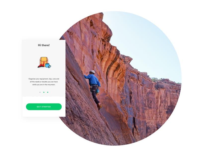 Climbapp 1
