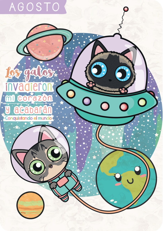 Ilustraciones Catlovers 3