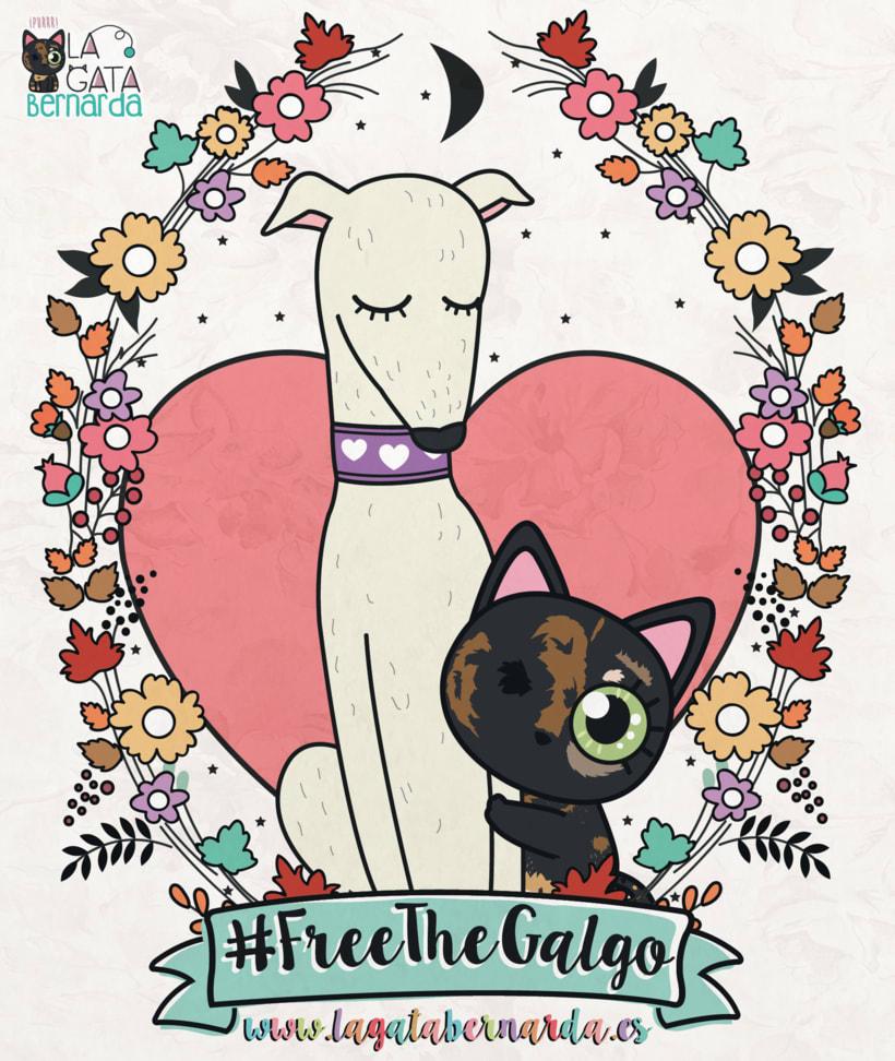 Ilustraciones Catlovers 6