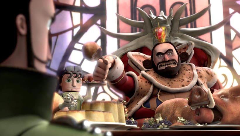 Cif - El rey derrochador 4