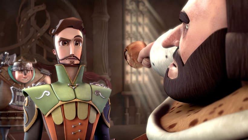 Cif - El rey derrochador 5