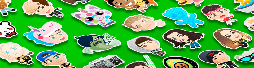 Kawaii Stickers for YouNow Vol. II 0