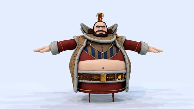 Cif - El rey derrochador 13