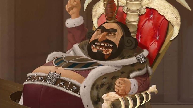 Cif - El rey derrochador 18