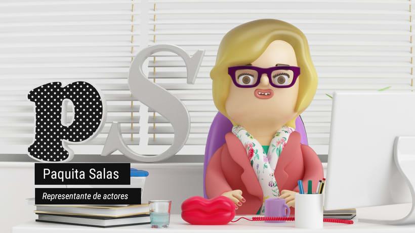 Paquita Salas  -1