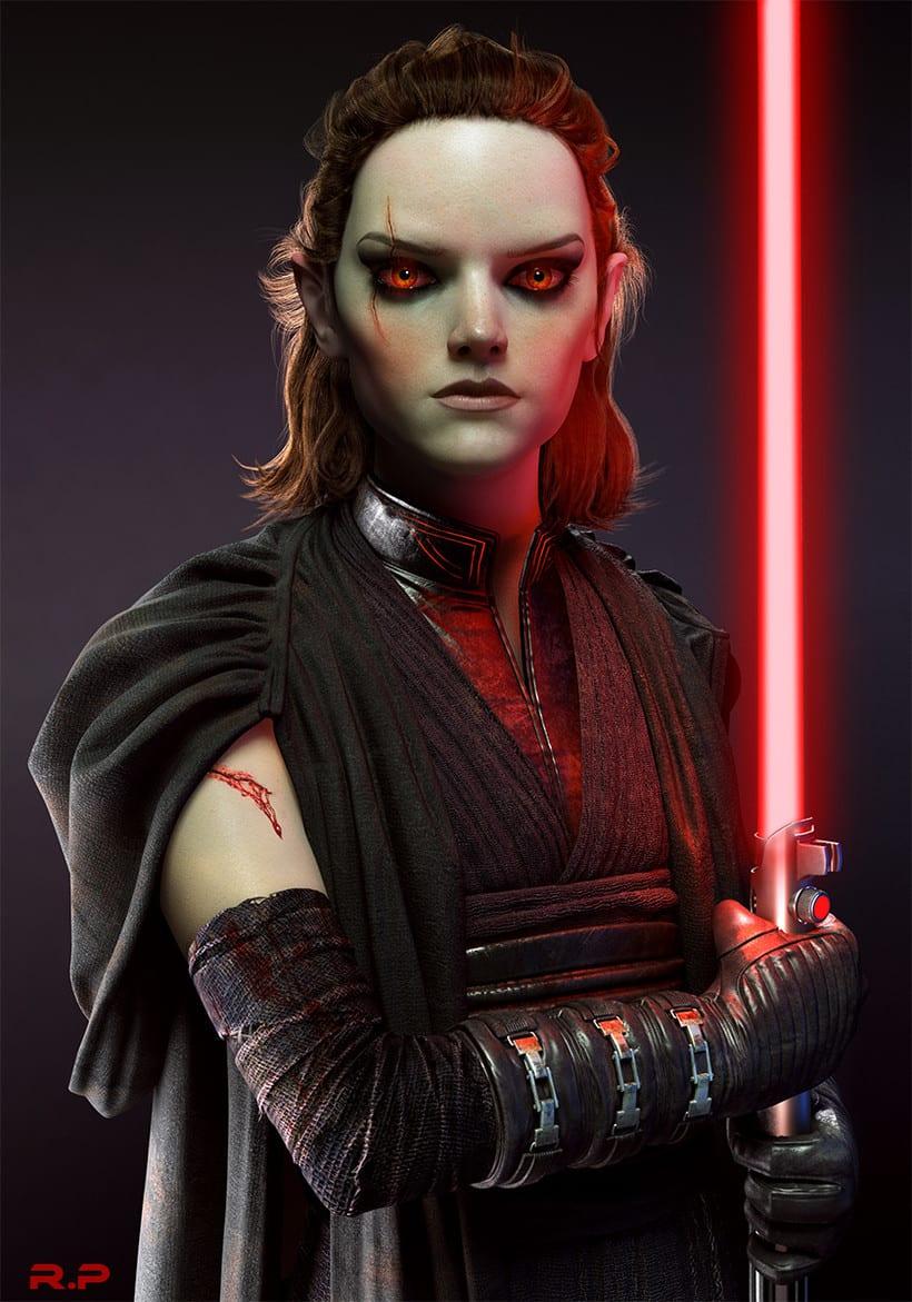 """The Dark Side Rises"" 0"