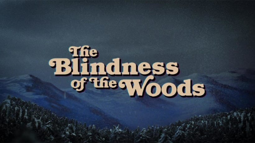 The Blindness of the Woods 1