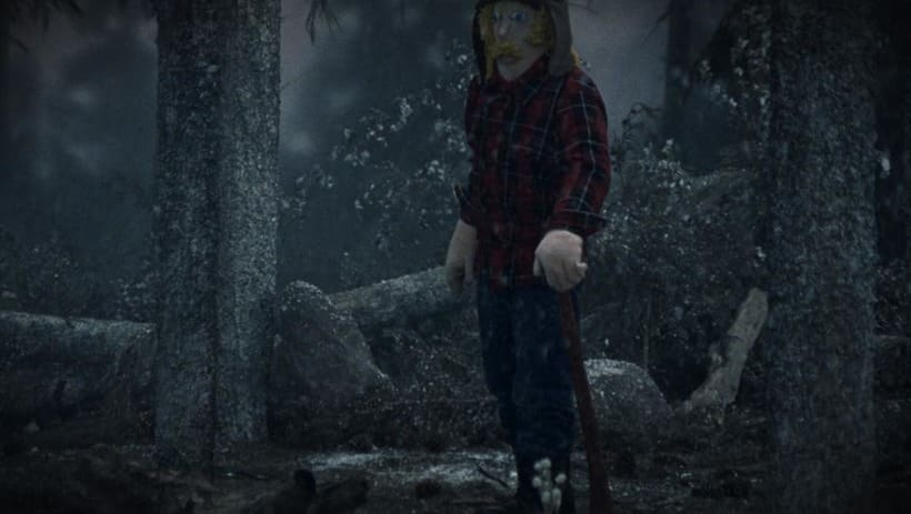 The Blindness of the Woods 3