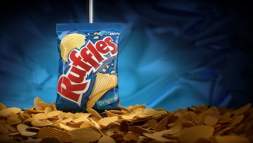 Ruffles - Vending Machine 17