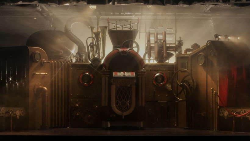 Quilmes - Rock & Roll Machine 3