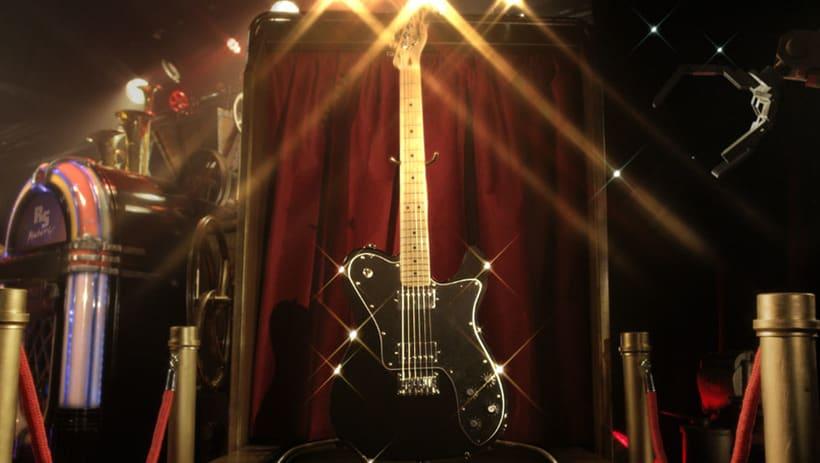 Quilmes - Rock & Roll Machine 9