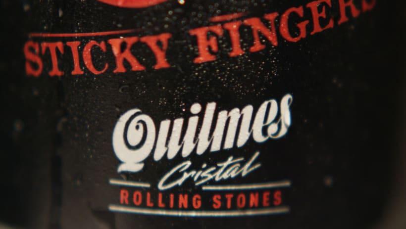 Quilmes - Rock & Roll Machine 12