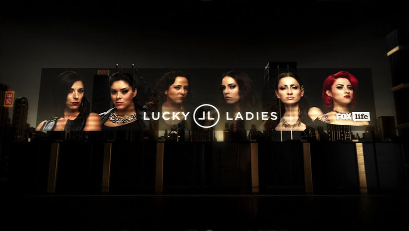 Lucky Ladies - FOX Life 9