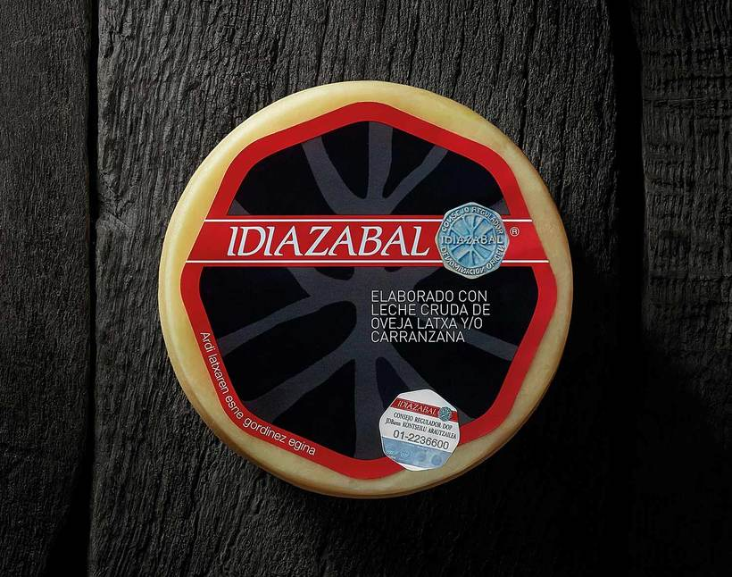 Idiazabal D.O. Nueva imagen 2017 2