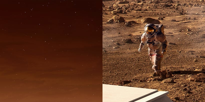 Mars, a New Earth 3