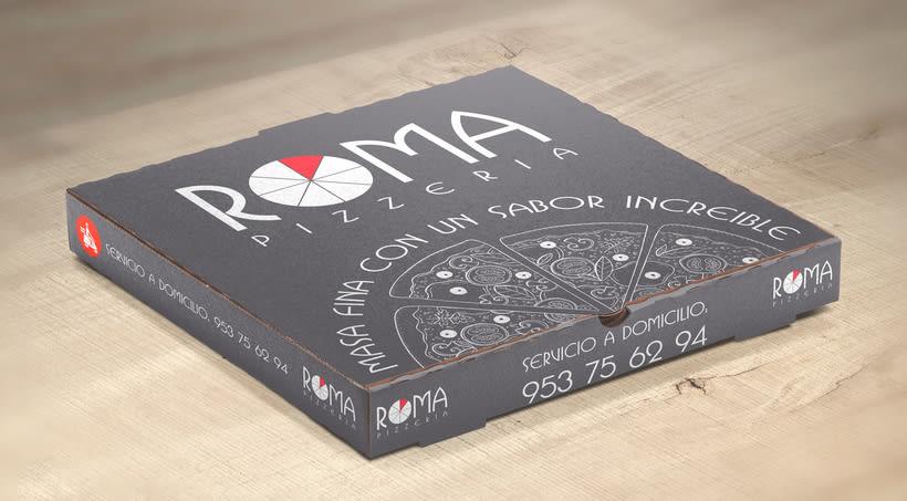 Pizzería Roma 0