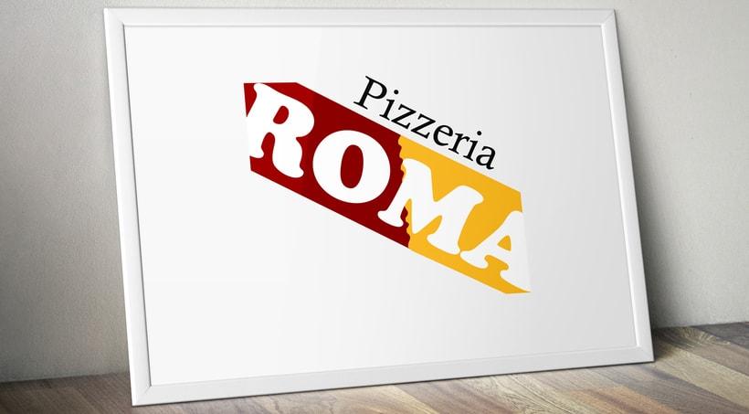 Pizzería Roma 1