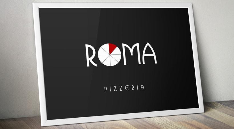 Pizzería Roma 2