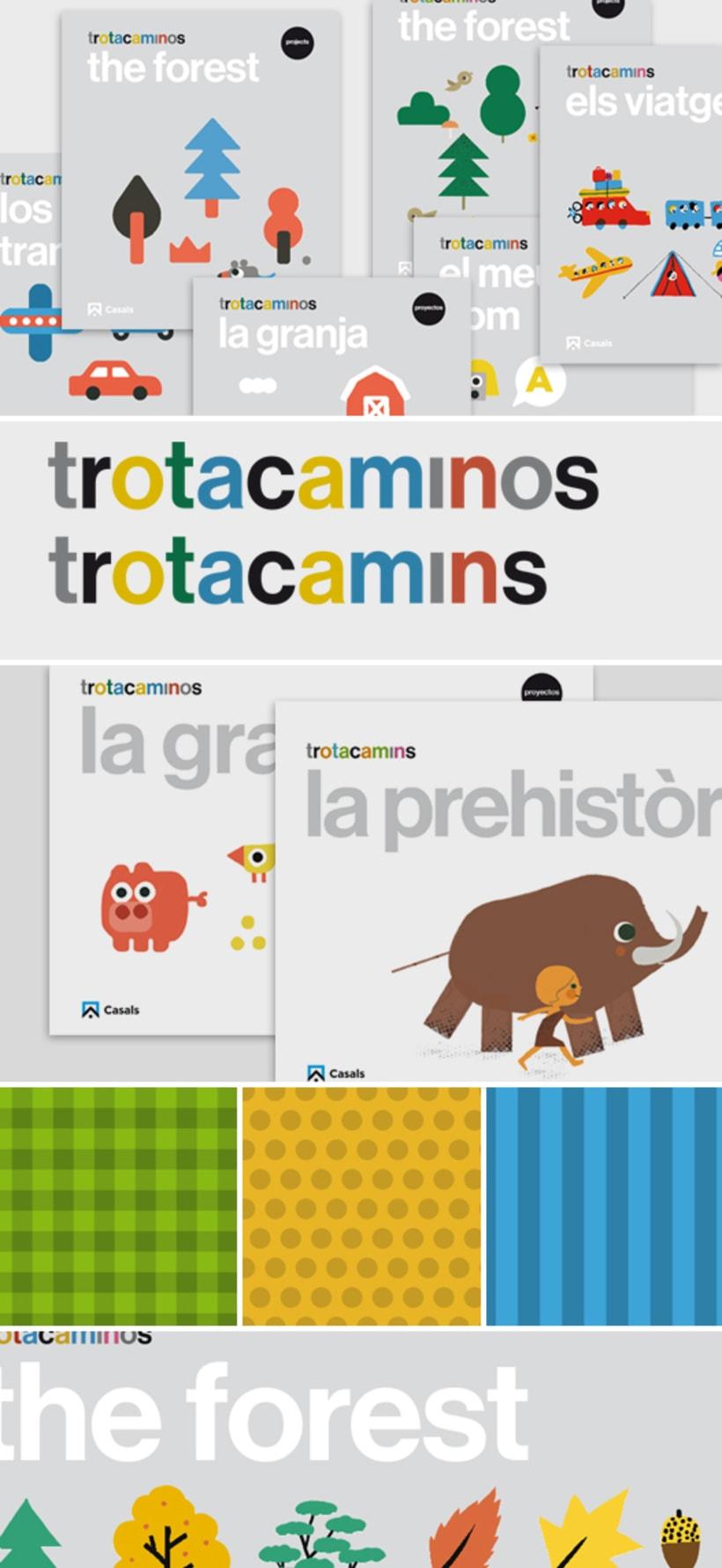 Trotacaminos / Trotacamins 0