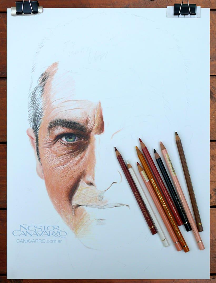 Ricardo Darín en Lápices de Colores 2