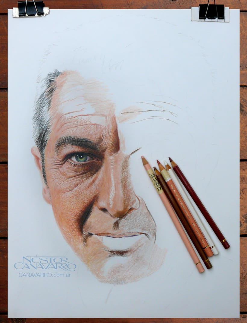 Ricardo Darín en Lápices de Colores 3