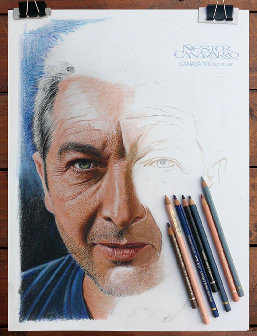 Ricardo Darín en Lápices de Colores 4
