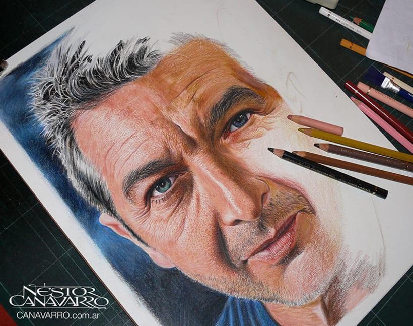 Ricardo Darín en Lápices de Colores 6