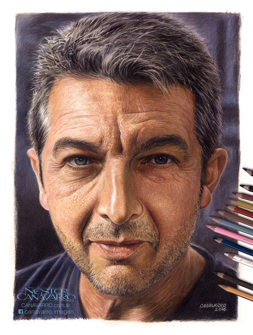 Ricardo Darín en Lápices de Colores 0