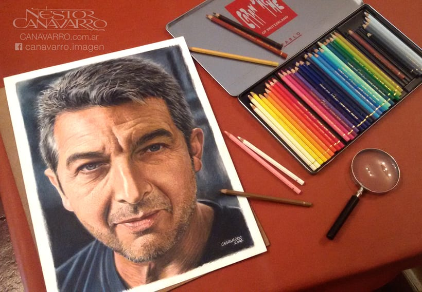 Ricardo Darín en Lápices de Colores 10