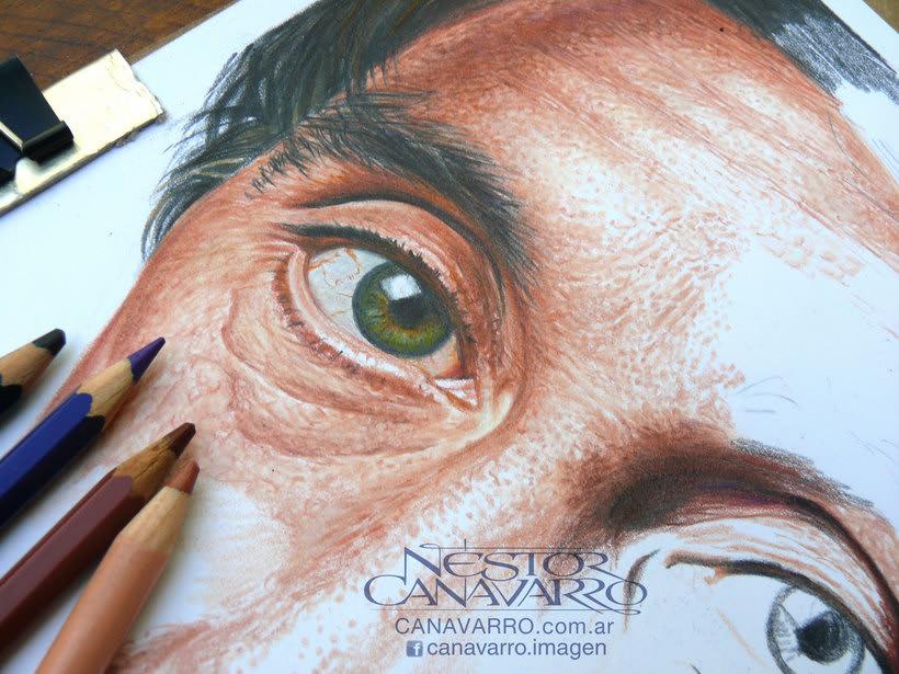 Al Pacino en Lápices de Colores 3