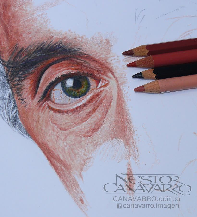 Al Pacino en Lápices de Colores 2