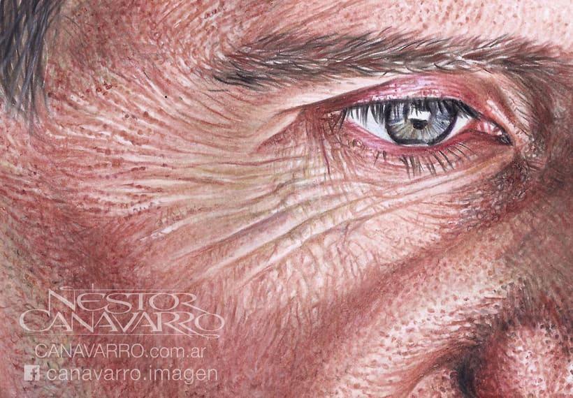 Ralph Fiennes en Lápices de Colores 3