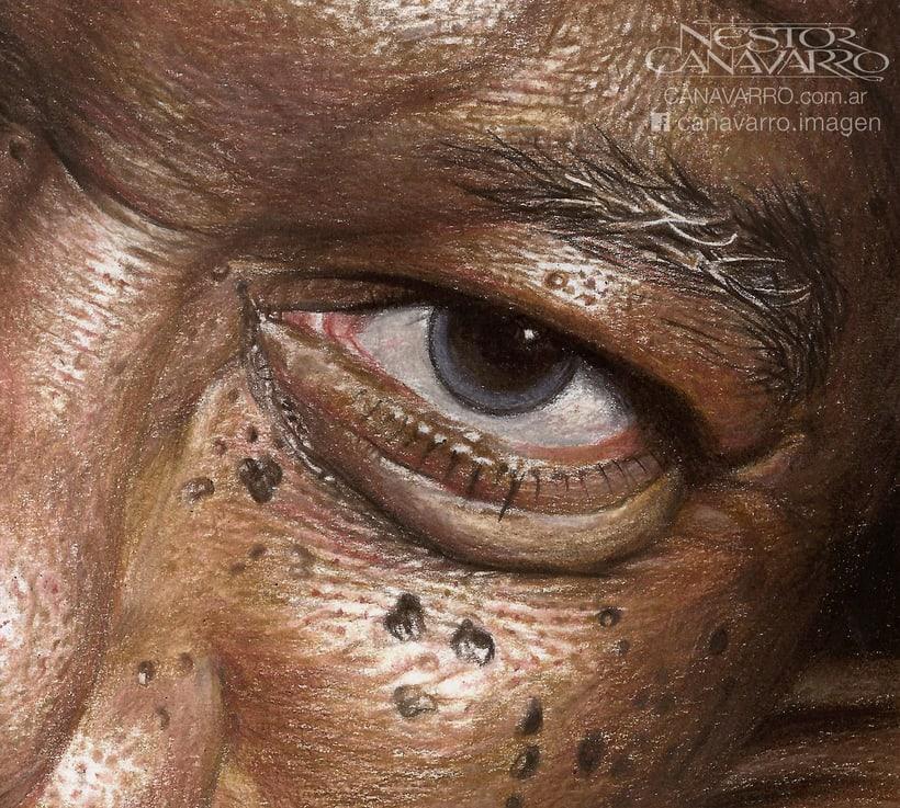 Morgan Freeman en Lápices de Colores 6