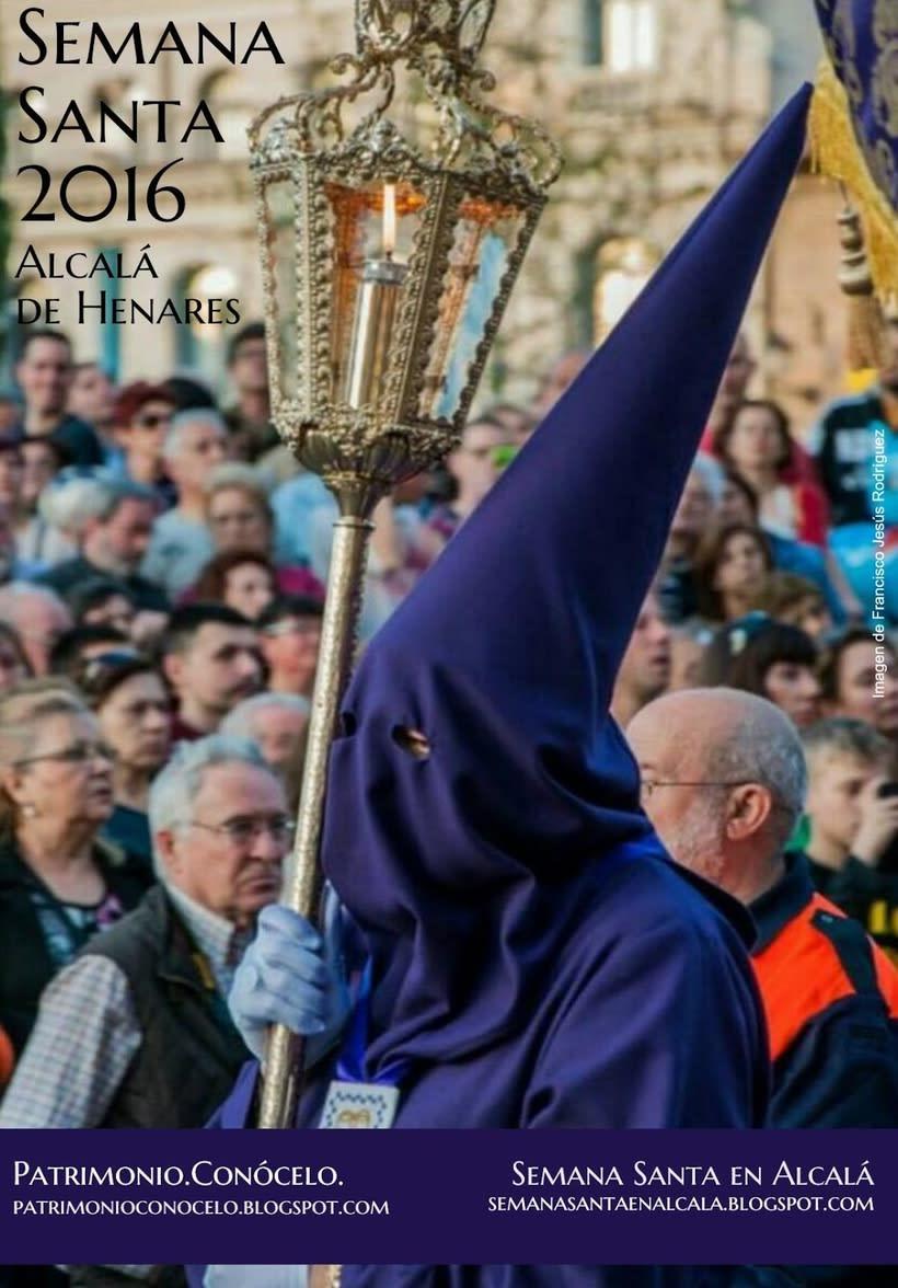 Carteles Semana Santa en Alcalá 2