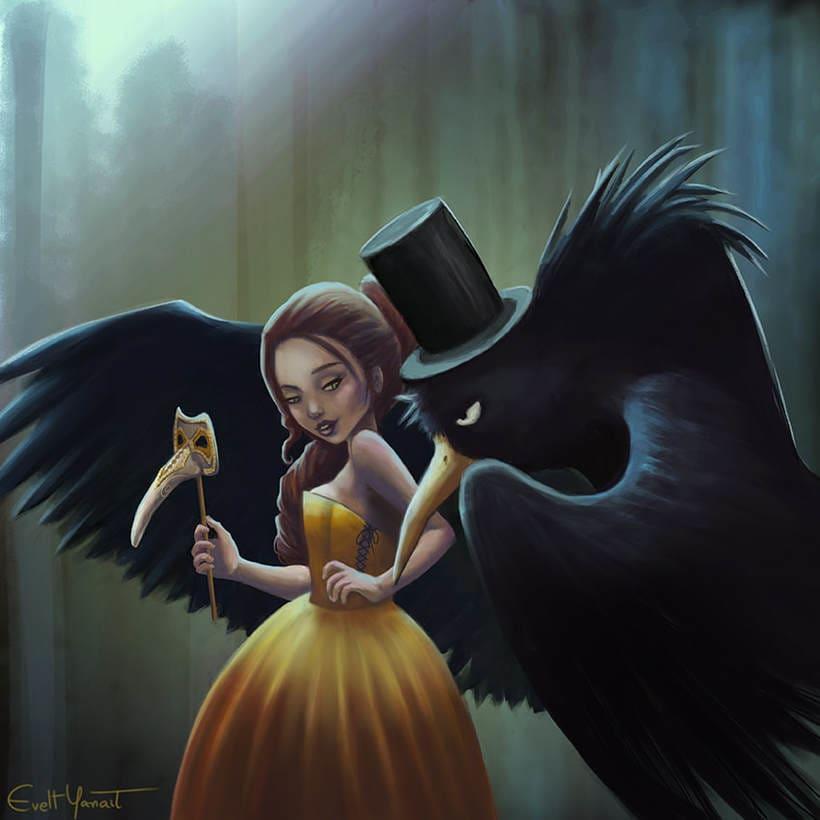 Masquerade - whispering secrets -1