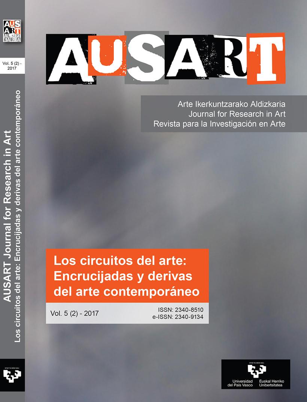 AusArt - Diseño de portadas e interior, y maquetación de la revista 6