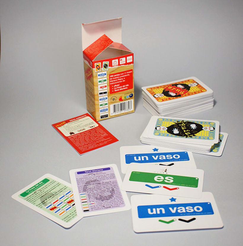 ¡Ruiz!, el juego de cartas 0