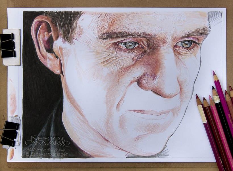 Ralph Fiennes en Lápices de Colores 5