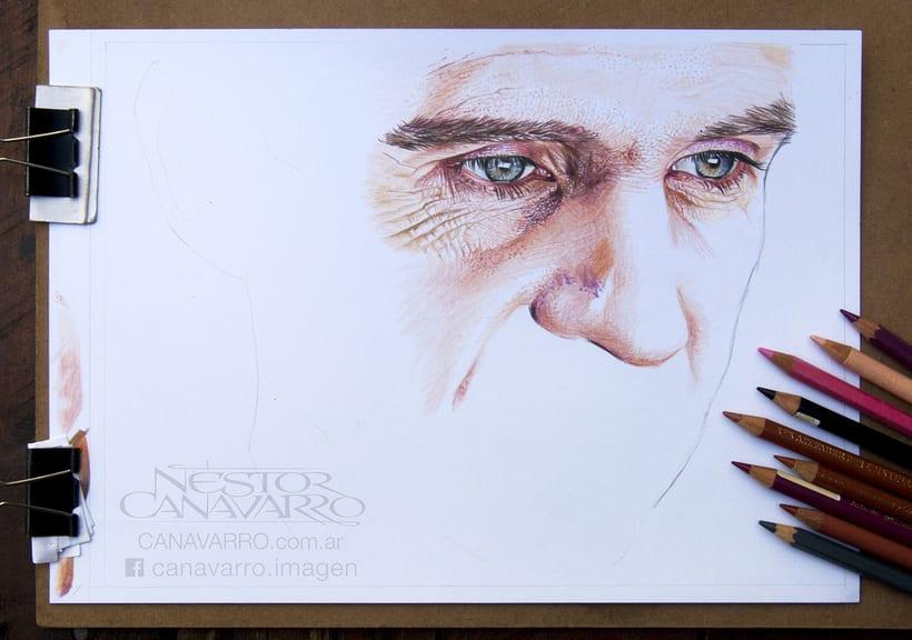 Ralph Fiennes en Lápices de Colores 4