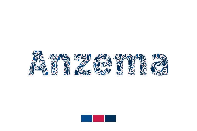 """Propuesta de tipografía """"ANZEMA"""" -1"""