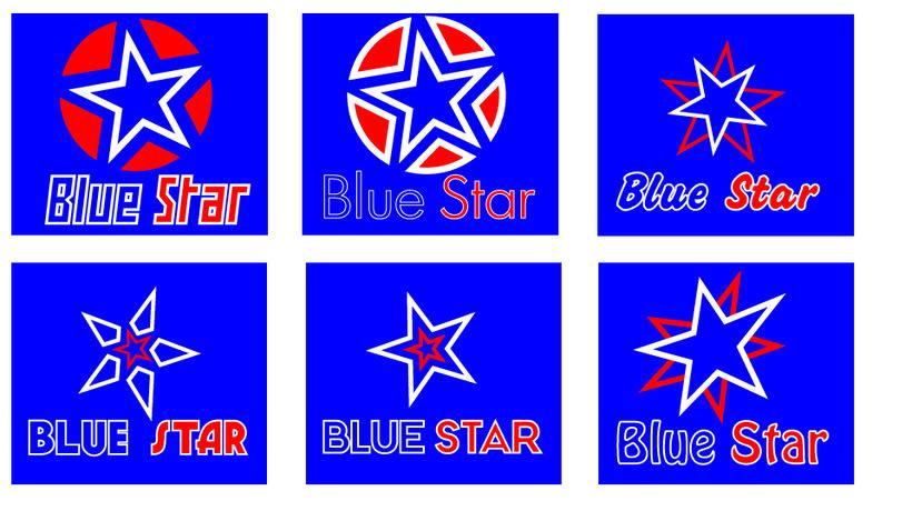 Logotipos Blue Star 0