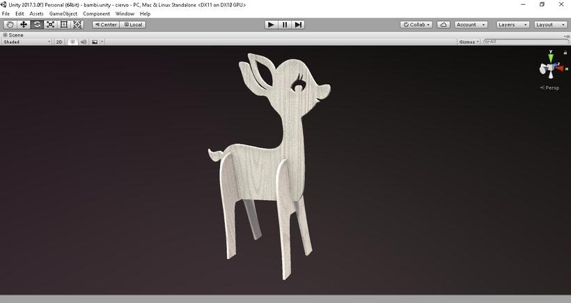 Cloning Bambi 14
