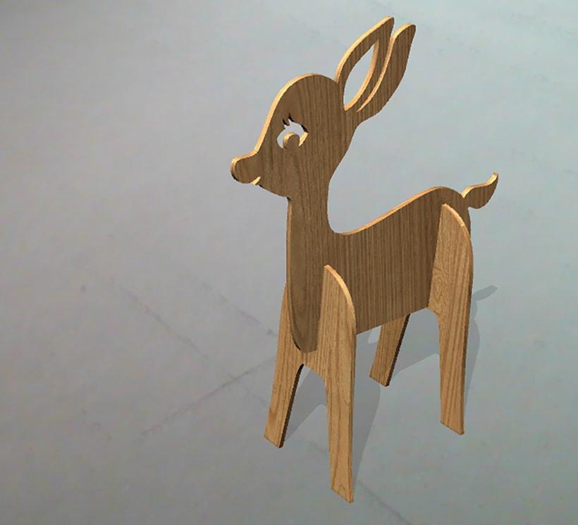 Cloning Bambi 18
