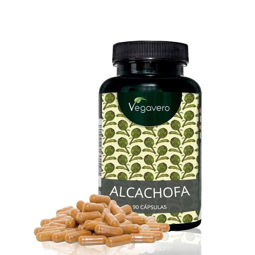 Cápsulas de Alcachofa 0
