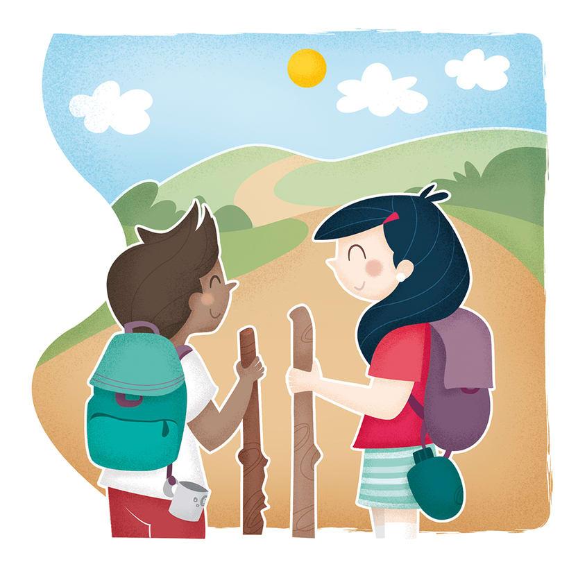 Ilustración Editorial Anaya 7