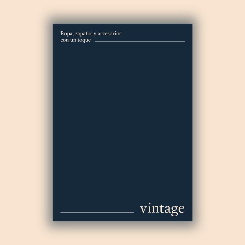Marca y branding para Vintage 10