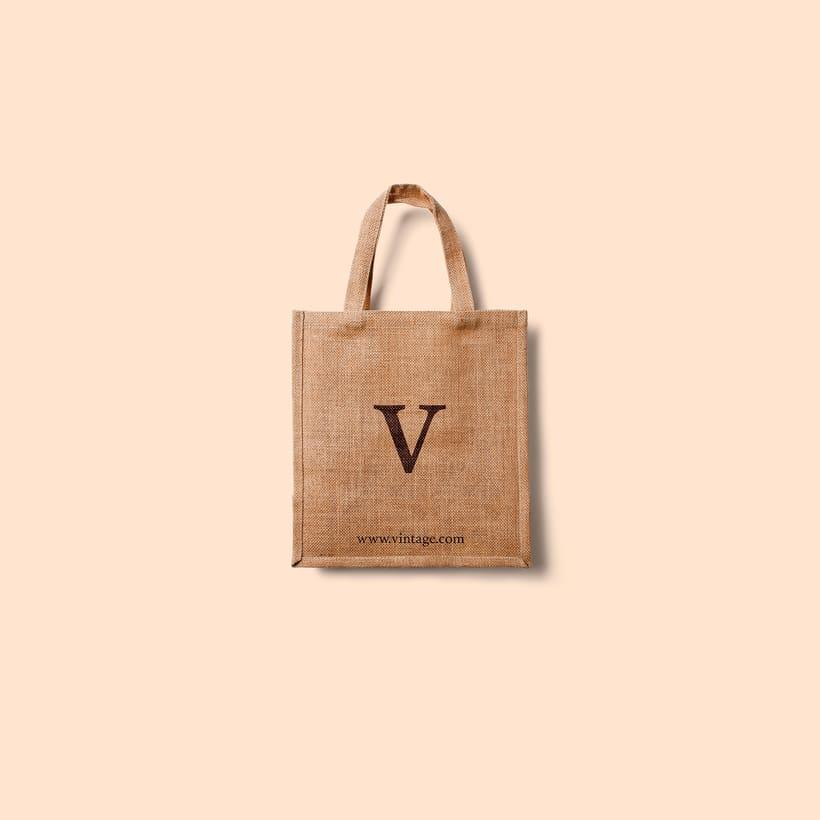 Marca y branding para Vintage 12