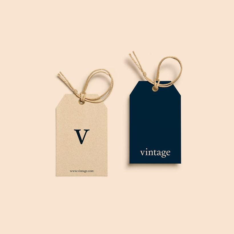 Marca y branding para Vintage 11