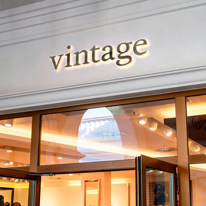 Marca y branding para Vintage 15