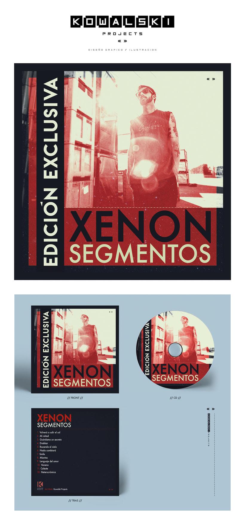 SEGMENTOS. Cover -1